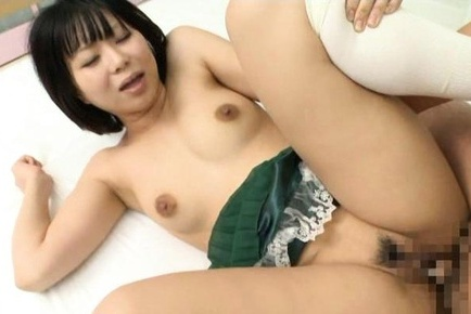 Miina kotaki. Miina Kotaki Asian with brown nipples on hot boobs is fingered