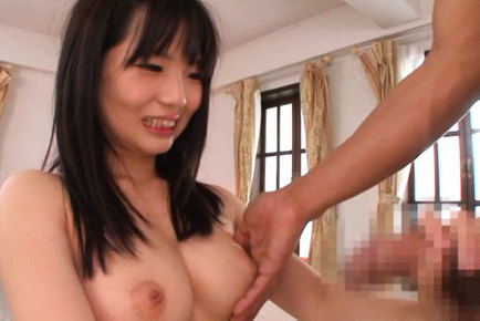 Ichigo tominaga. Ichigo Tominaga Asian in long socks has cunt exposed and touched