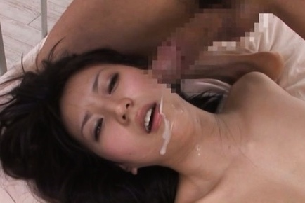 Yuuki itano. Yuuki Itano Asian with juicy bust is deeply screwed in threesome