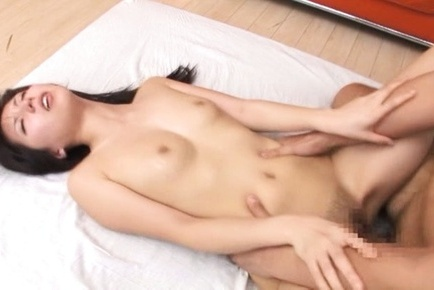 Yuuki itano. Yuuki Itano Asian with appealing hair and juicy jugs rides joystick