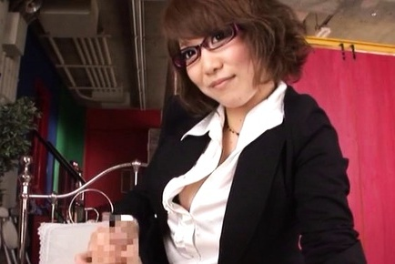 Chihiro Mochizuki Asian with huge cans in bra demonstrates shaggy hole. Teen porn gallery. Young porn newbie Chihiro Mochizuki